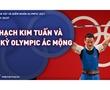 Thạch Kim Tuấn và 2 kỳ Olympic ác mộng