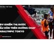 VĐV khiếm thị được cầu hôn ngay trên đường chạy Paralympic 2020