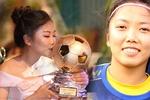 Quả bóng Vàng 2019 Huỳnh Như: Tôi mong ĐT nữ Việt Nam sẽ dự World Cup