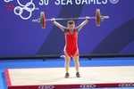 Đô cử Hoàng Thị Duyên không có thời gian ăn mừng HCV SEA Games 30