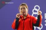 """Lực sĩ Hoàng Thị Duyên cùng """"đàn chị"""" Vương Thị Huyền nuôi giấc mơ giành vé Olympic 2020"""