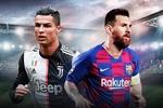 Số bàn thắng của Ronaldo và Messi trong năm 2020: Ai giỏi hơn?