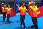 """Bốn cô gái rowing đoạt HCV ASIAD 2018 nhận """"mưa"""" tiền thưởng"""
