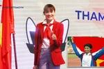 Quách Thị Lan là nữ VĐV điền kinh thứ hai trong lịch sử cầm cờ Việt Nam ở Olympic