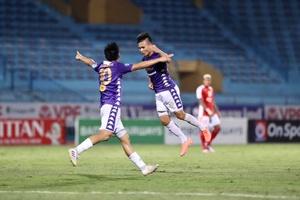 Trận chung kết bùng nổ và sự trở lại mạnh mẽ của bóng đá Việt Nam giữa đại dịch COVID 19