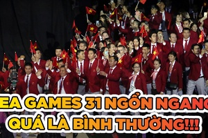 SEA Games 31 ngổ ngang, chậm như Việt Nam là chuyện thường tình