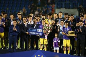 Để Viettel soán ngôi vương, CLB Hà Nội quyết tâm đòi lại ở mùa tới
