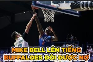Mike Bell lên tiếng, Buffaloes đòi được nợ với Dolphins