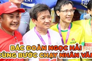 Ông Đoàn Ngọc Hải và ước mong chạy marathon nhân văn