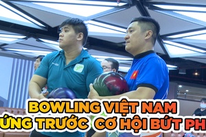 Bowling Việt Nam nắm cơ hội bứt phá trong tầm tay