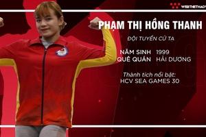 [Chân dung VĐV] Phạm Thị Hồng Thanh: Hot girl tài năng của làng cử tạ Việt Nam