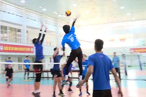 ĐT bóng chuyền nam tập trung đợt 2, chờ ngày được đi nước ngoài tập huấn