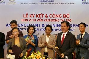 Vietcontent trở thành đơn vị tư vấn, đại diện tiếp thị tài trợ SEA Games 31