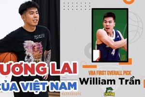 William Trần Kỳ vọng giành Vàng SEA Games và thi đấu không cần lương
