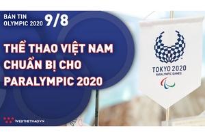Nhịp đập Olympic 2021   09/08: Thể thao Việt Nam chuẩn bị cho Paralympic 2020