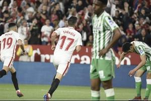 Video: Highlight Sevilla vs Betis
