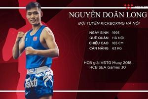 [Chân dung VĐV] Nguyễn Doãn Long: Võ sĩ kỳ tài làng Muay Việt