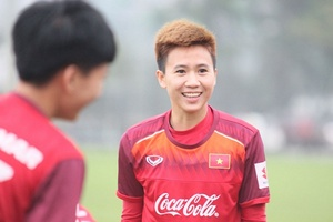 Ngày 8/3 và một sự buồn nhẹ của các cầu thủ bóng đá nữ Việt Nam