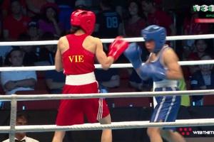 SEA Games 30: Nguyễn Thị Tâm tự tin giành HCV Boxing