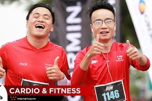 Chạy bộ Marathon đem đến những lợi ích gì cho bạn?
