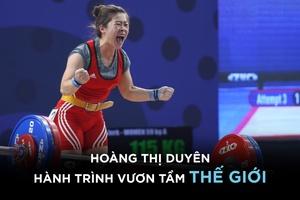 Hoàng Thị Duyên: Cô gái người dân tộc Giáy và hành trình vươn tầm thế giới