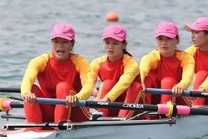 Chân dung 4 cô gái vàng của Rowing Việt Nam tại ASIAD 2018