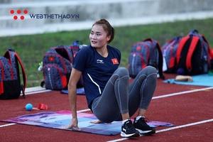 Quách Thị Lan hào hứng trước ngày tham dự Techcombank marathon 2020