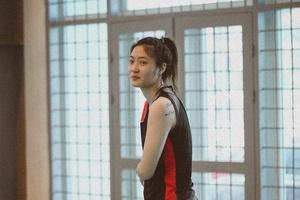 Trần Việt Hương: VĐV bóng chuyền xinh như ngọc nữ làng điện ảnh