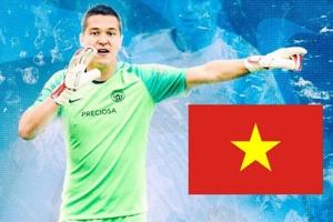 Filip Nguyễn một lòng hướng về Việt Nam dù được triệu tập lên ĐT CH Czech