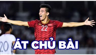 Nguyễn Tiến Linh: Át chủ bài giúp HLV Park Hang Seo và tuyển Việt Nam thắng lớn tại UAE